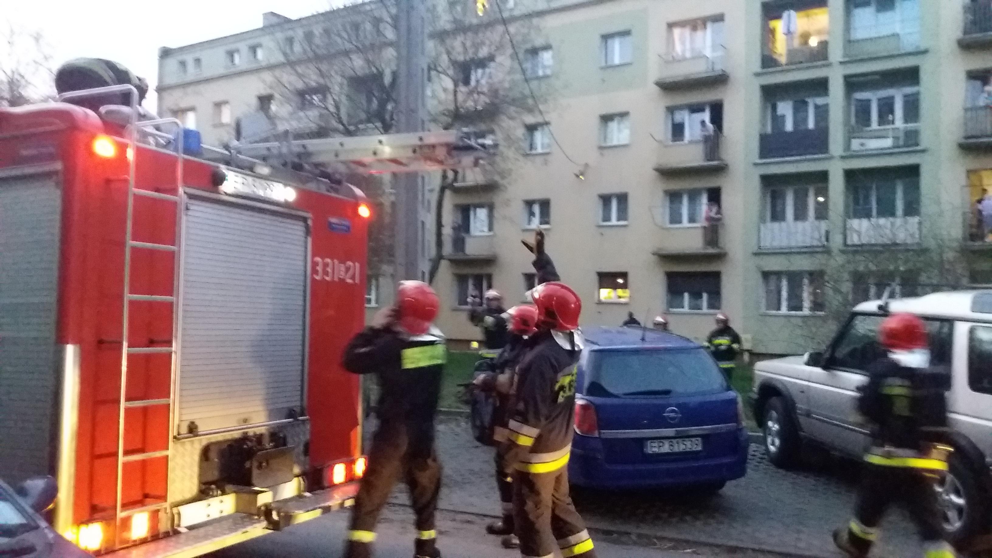 Photo of Pożar instalacji