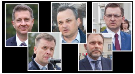 PiSki przedwyborczej karuzeli