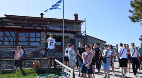 Szkolą się w Grecji