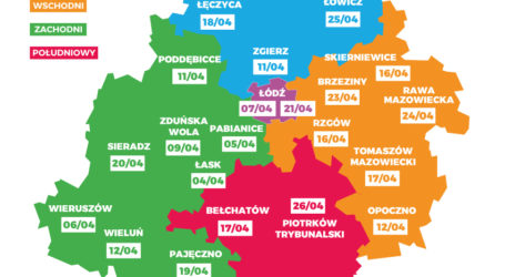 Budżet Obywatelski Województwa Łódzkiego – edycja II