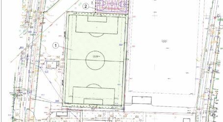 Wybudują dodatkowe boiska na Concordii?