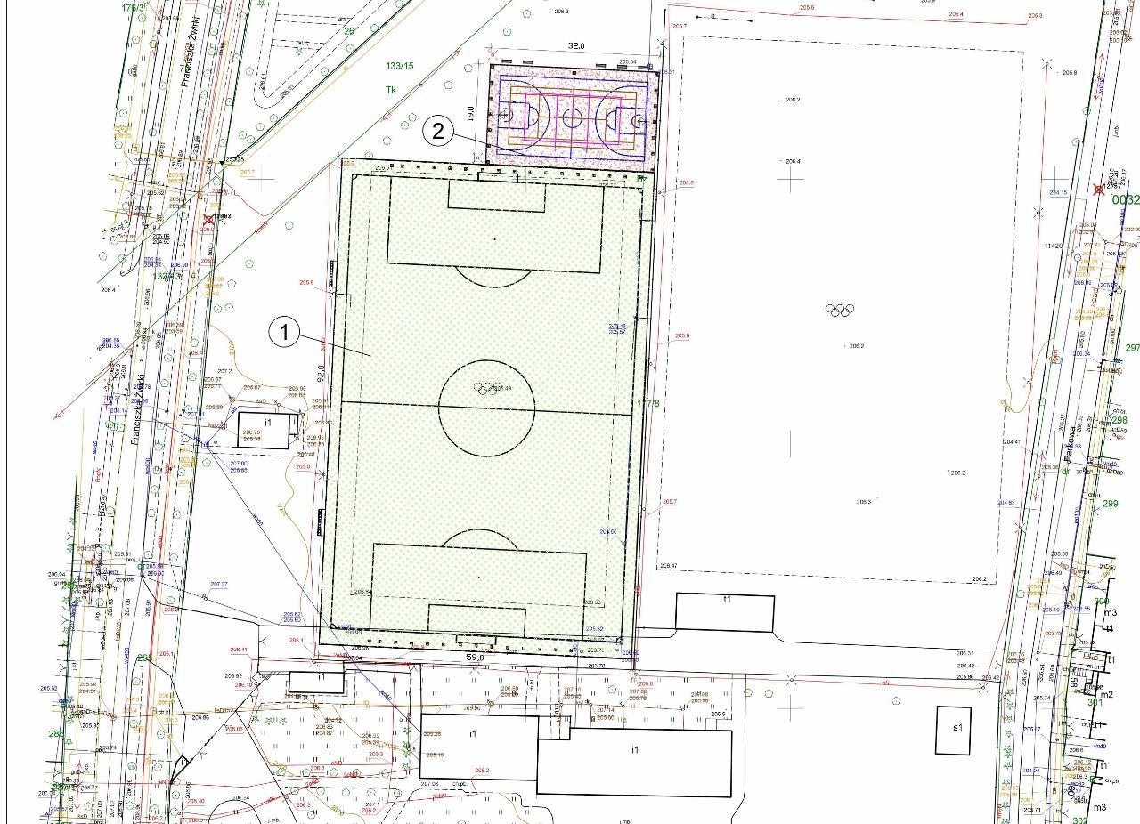Photo of Wybudują dodatkowe boiska na Concordii?