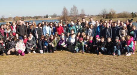 Wiosenny rajd w Czarnocinie