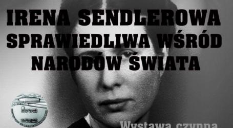Wystawa pamięci Ireny Sendlerowej
