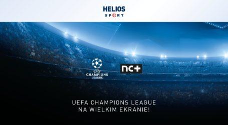 Zobacz mecze Ligi Mistrzów na wielkim ekranie!