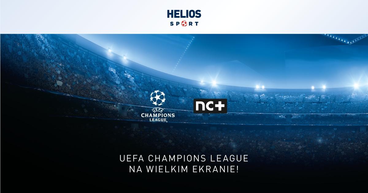 Photo of Zobacz mecze Ligi Mistrzów na wielkim ekranie!