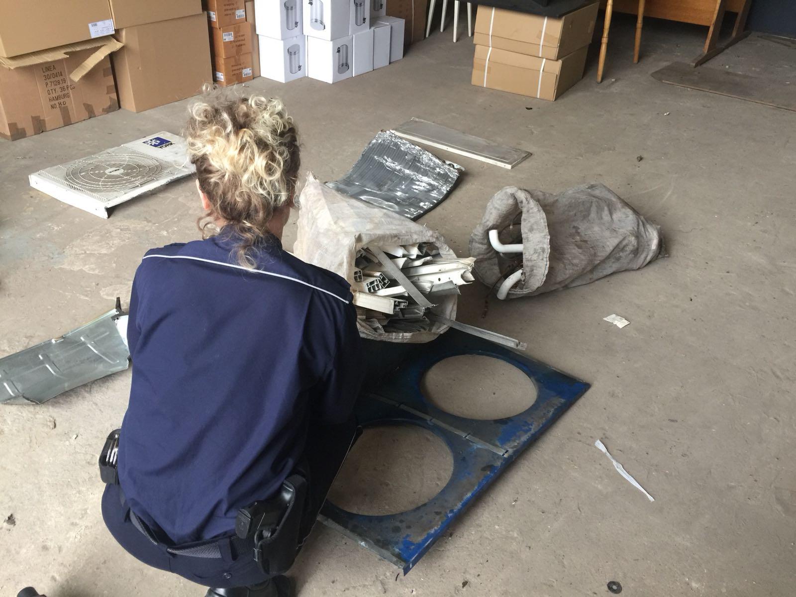Photo of Zbieracz złomu włamał się do szpitala