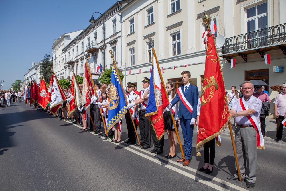 Photo of Obchody 3 Maja w Piotrkowie – FOTOGALERIA