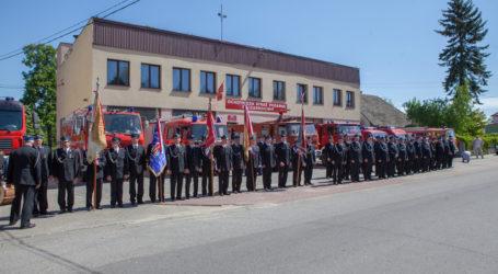 Gminne obchody Dnia Strażaka w Czarnocinie