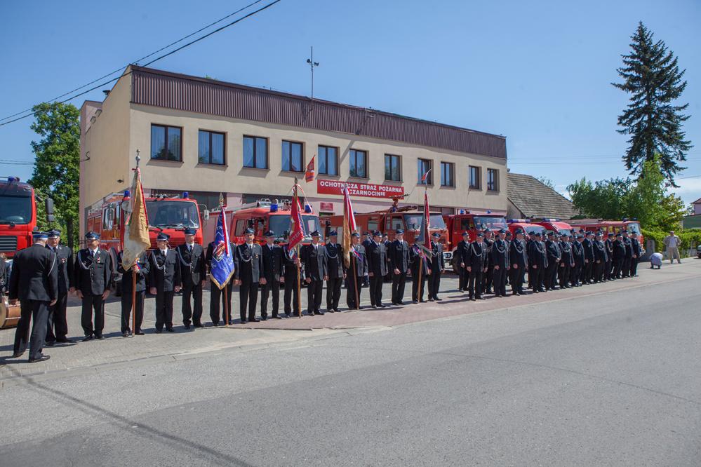 Photo of Gminne obchody Dnia Strażaka w Czarnocinie