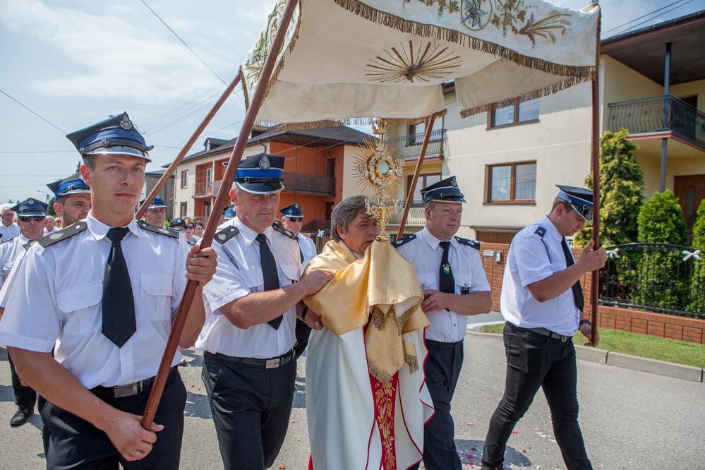 Photo of Uroczystości Bożego Ciała w Woli Krzysztoporskiej