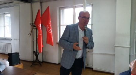 Czarzasty: Nie przywozimy kandydata na prezydenta w teczce. Decyzja należy do Ostrowskiego