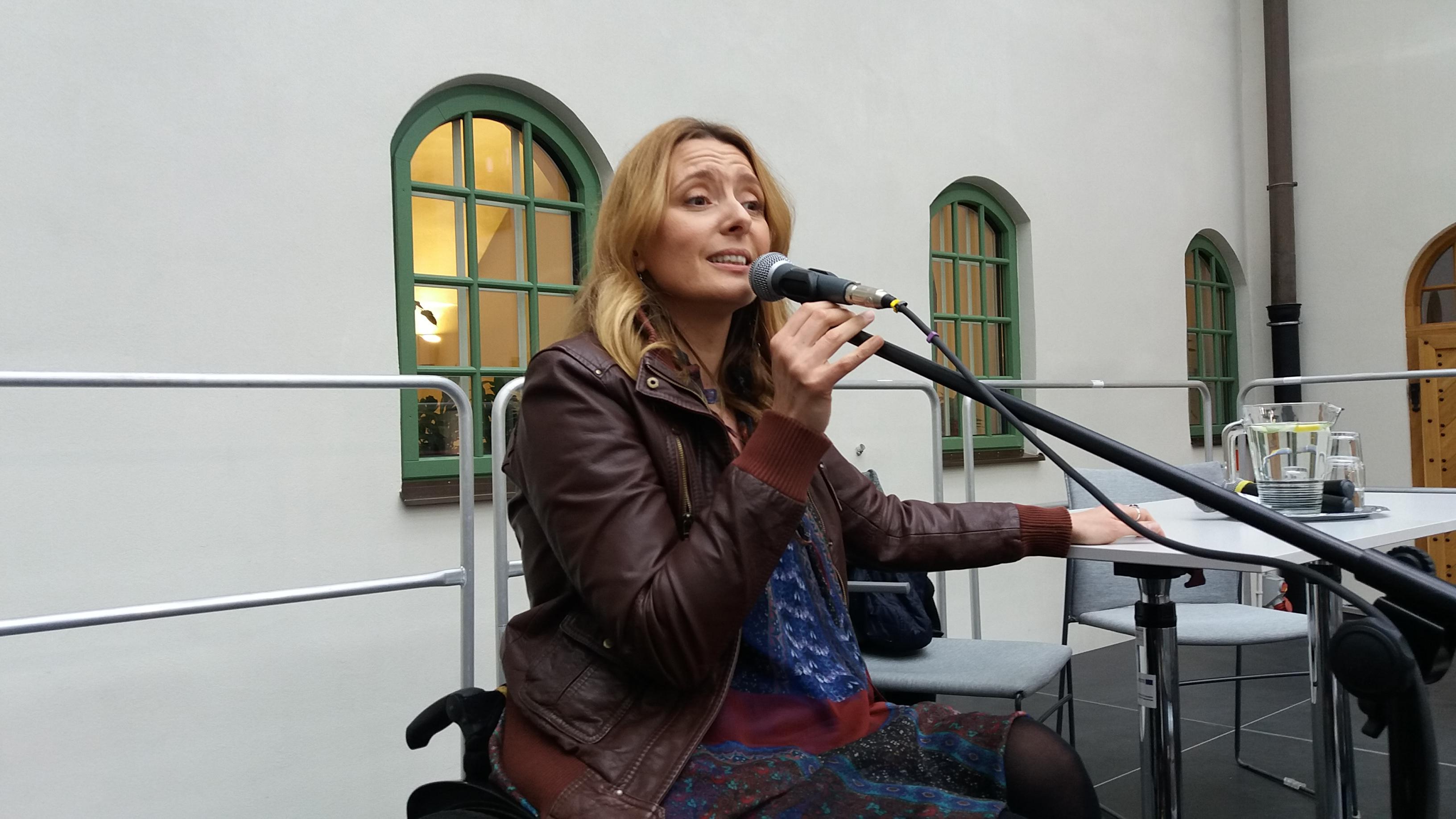 Photo of Spotkanie z Moniką Kuszyńską [AUDIO]