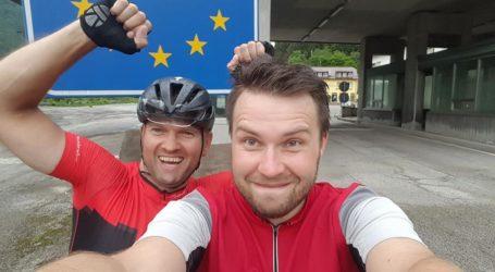 Rowerzyści z Piotrkowa (i nie tylko) dojechali do Włoch