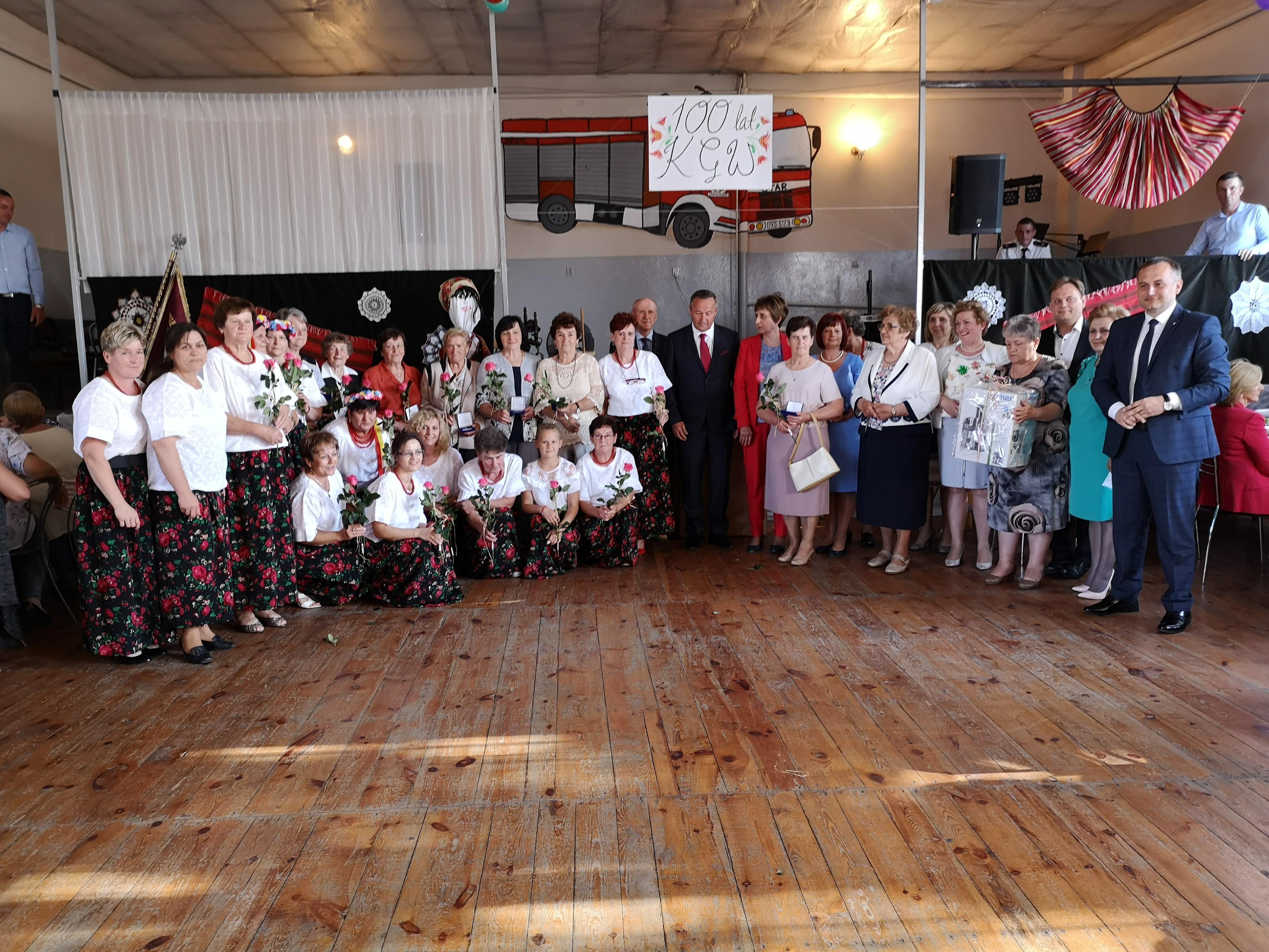 Photo of 100-lecie KGW Żarnowica Duża