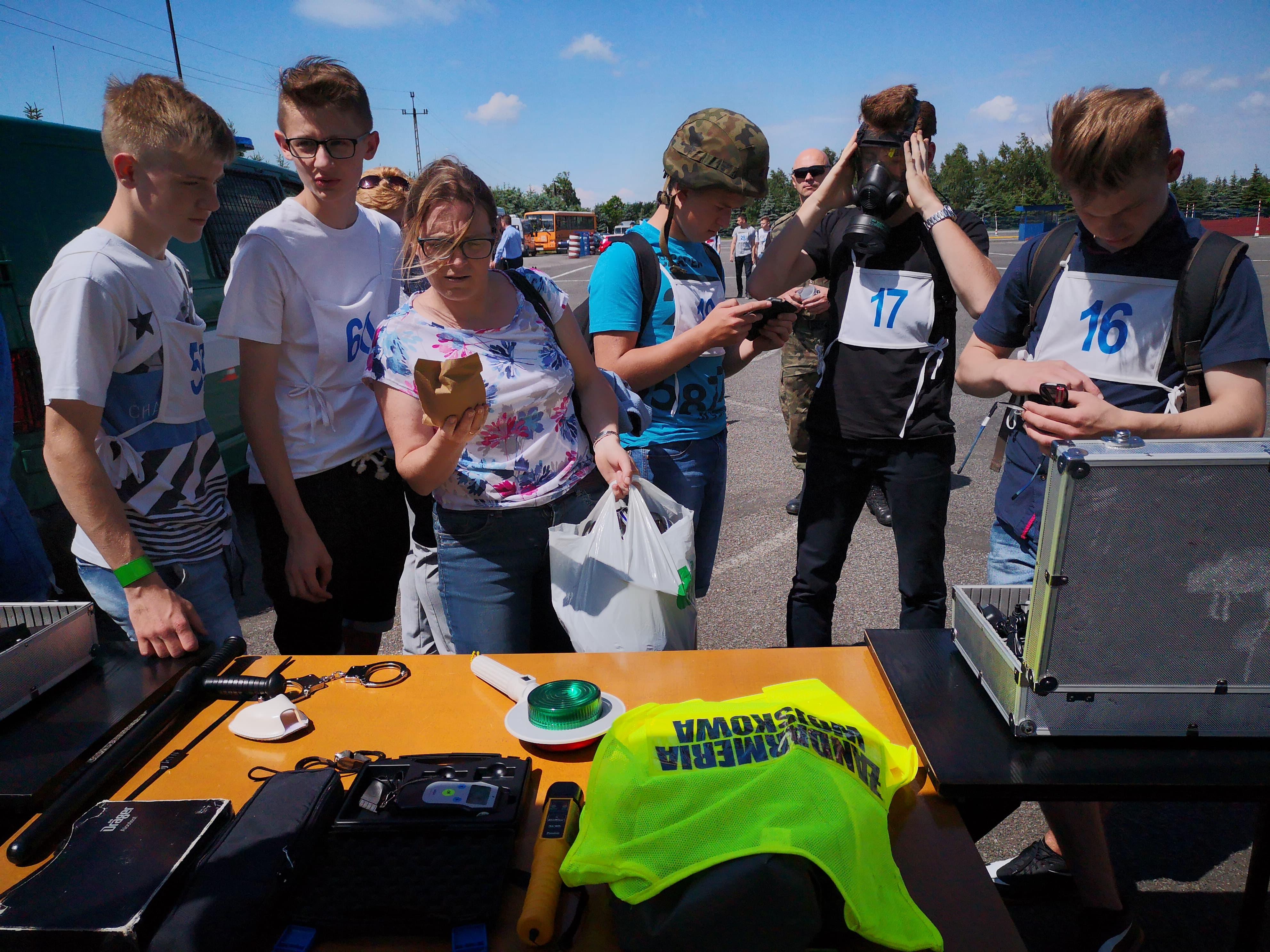 Photo of Wojewódzki finał konkursu BRD w Piotrkowie