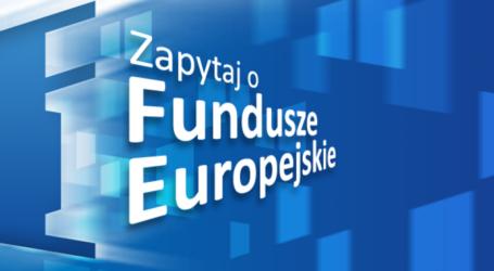 Mobilne Punkty Informacyjne funduszy unijnych
