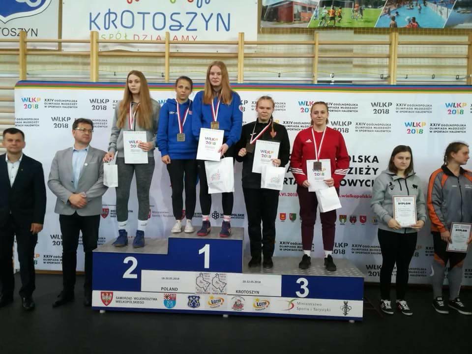 Photo of Młode zapaśniczki z Piotrkowa najlepsze w kraju