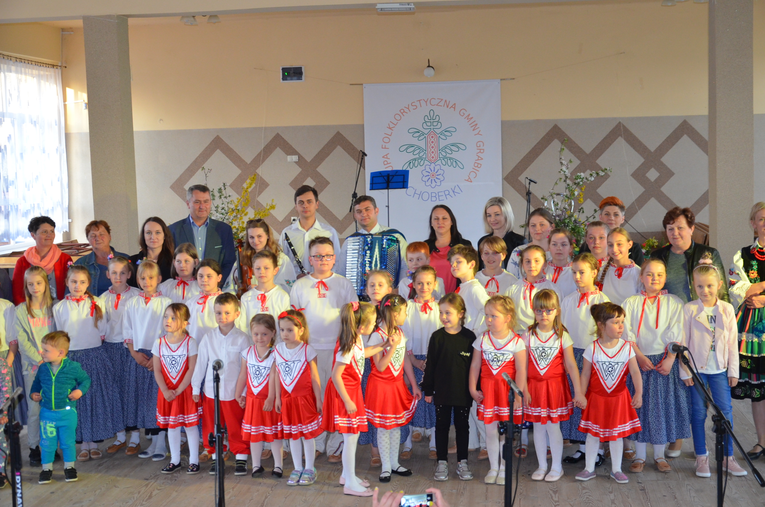 """Photo of """"Choberki"""" w Międzynarodowym Dniu Tańca"""