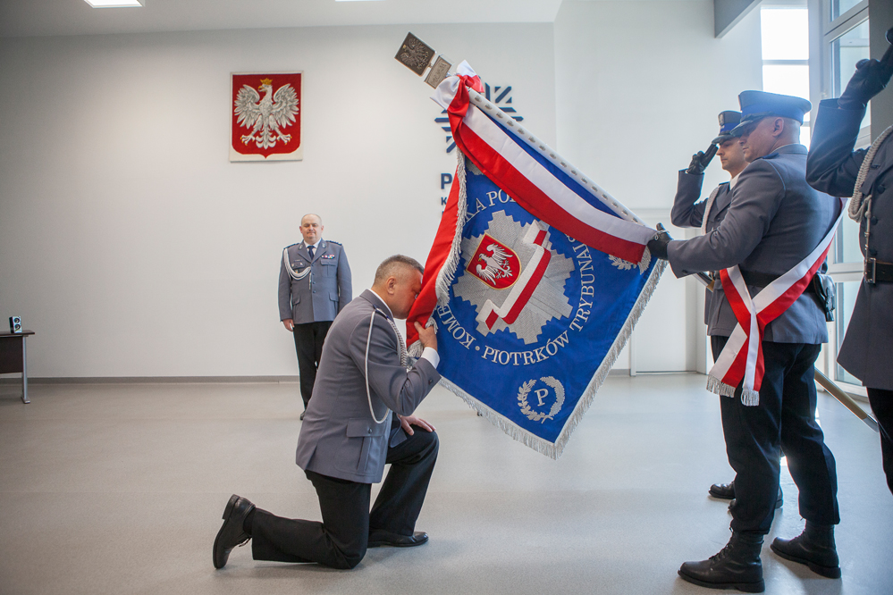 Photo of Nowy (stary) Komendant Miejski Policji