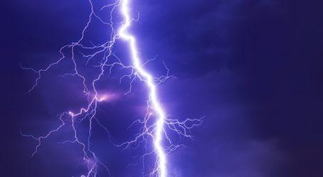 Ostrzeżenia przed burzami z gradem