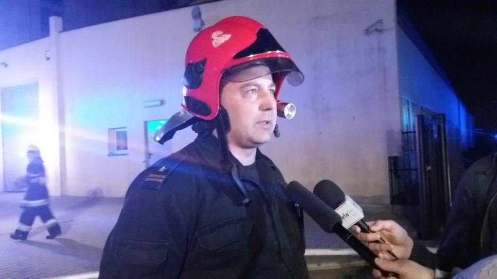 Photo of Wojciech Pawlikowski ponownie p.o. komendanta PSP