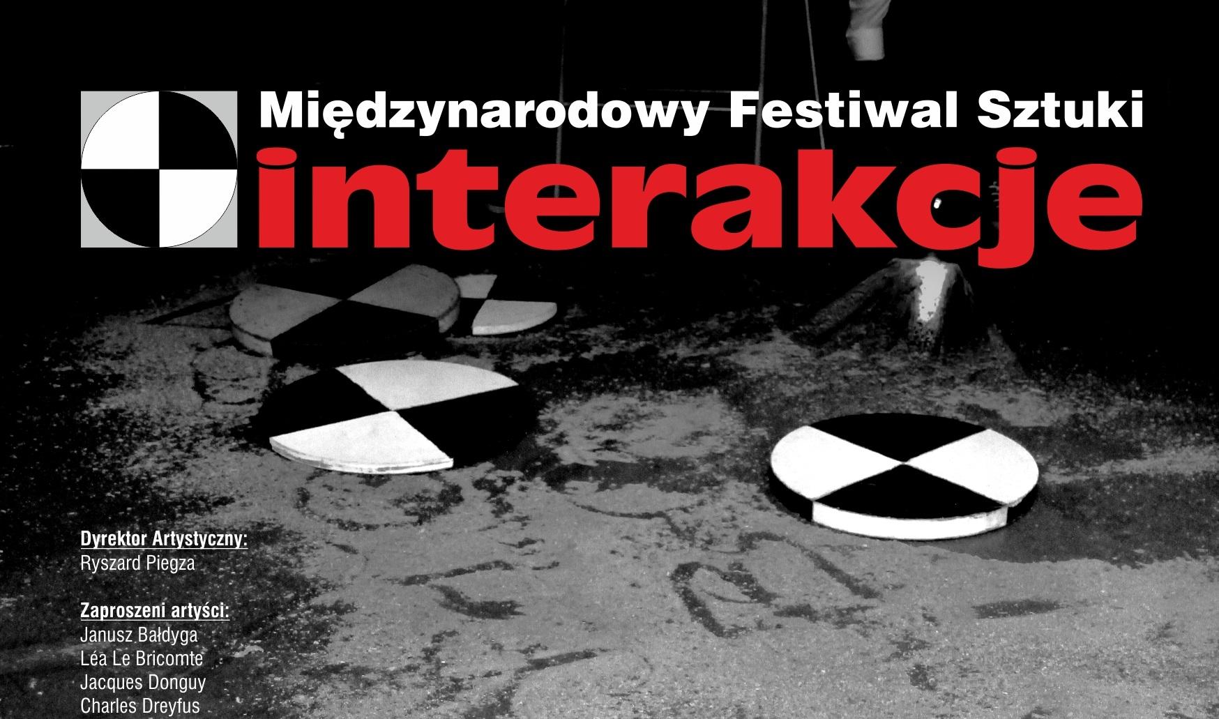 """Photo of Ruszył XX Międzynarodowy Festiwal Sztuki """"Interakcje"""""""