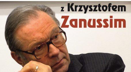 Krzysztof Zanussi w niedzielę w Piotrkowie