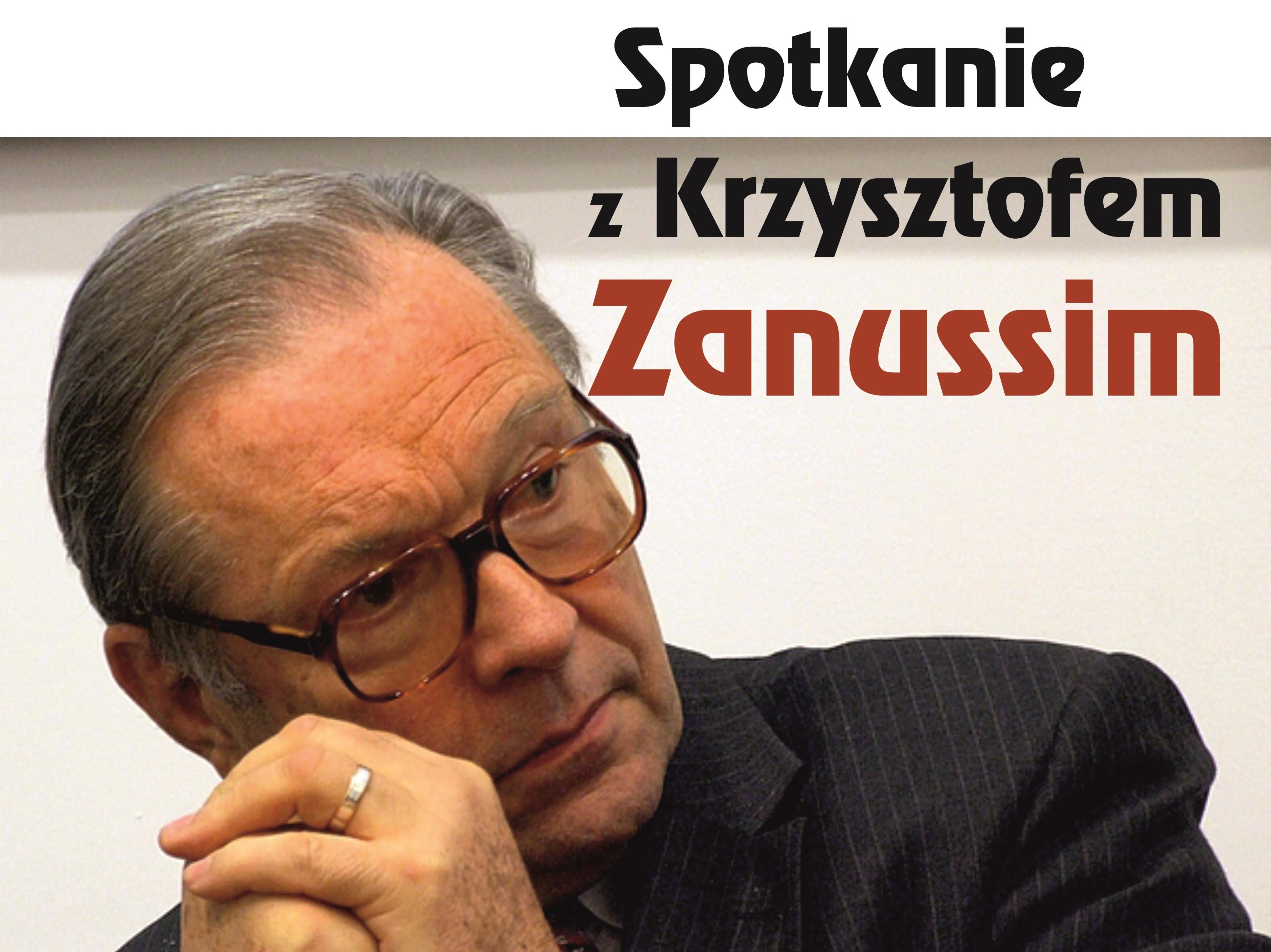 Photo of Krzysztof Zanussi w niedzielę w Piotrkowie