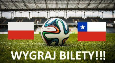 Wygraj bilety na mecz Polska-Chile!
