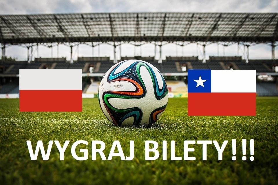 Photo of Wygraj bilety na mecz Polska-Chile!