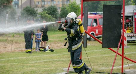 Strażackie MEGA Firefighter w Woli Krzysztoporskiej