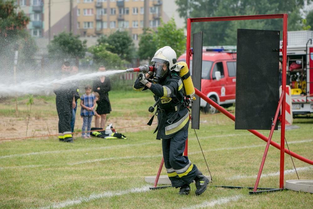 Photo of Strażackie MEGA Firefighter w Woli Krzysztoporskiej