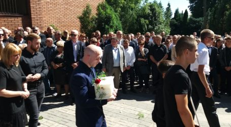 Pogrzeb Henryka Grabowieckiego