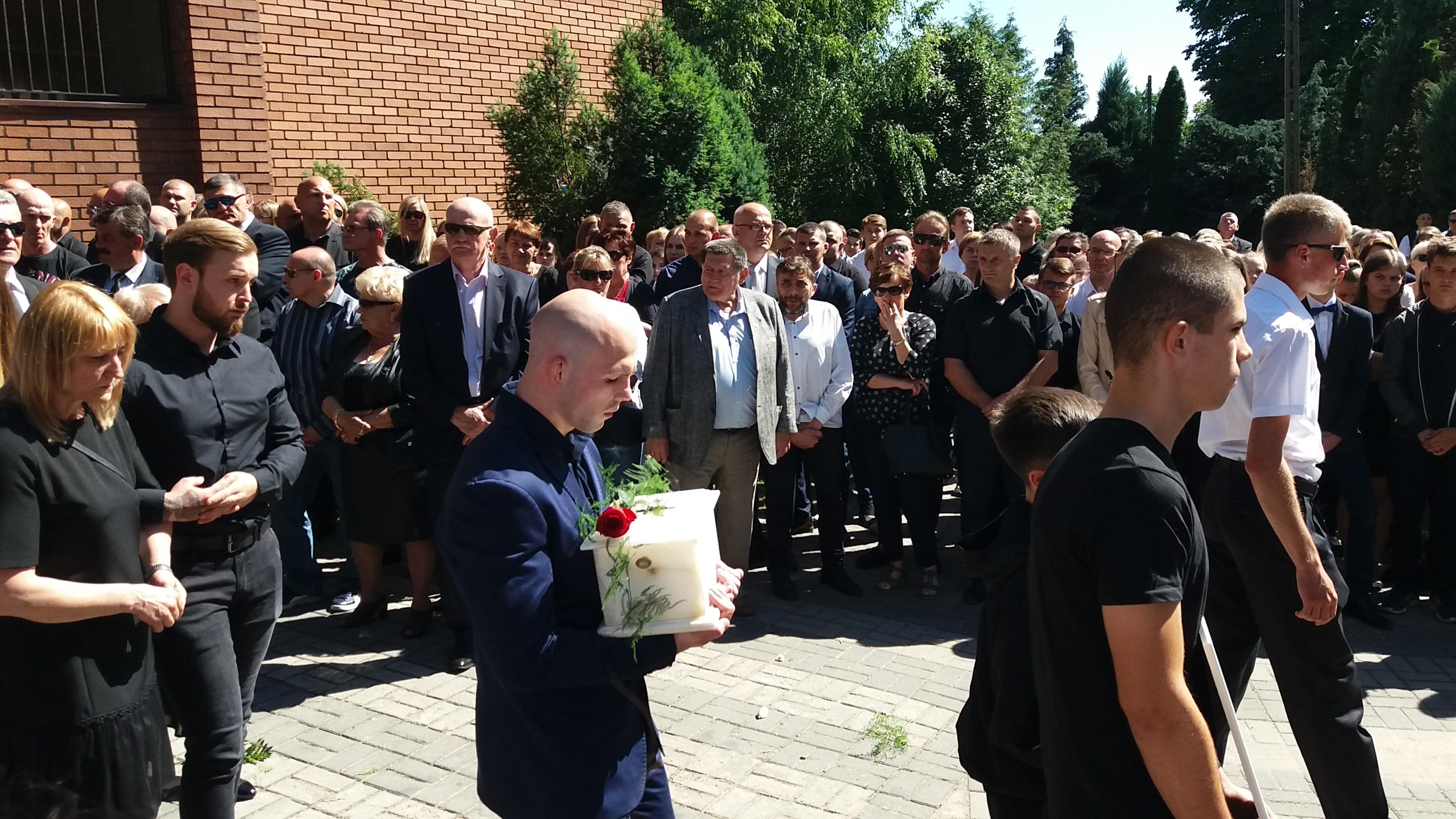 Photo of Pogrzeb Henryka Grabowieckiego