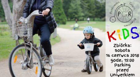 Zabierz dziecko na wycieczkę rowerową z PGRem