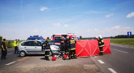 Wypadek motocyklisty na DK1 [AKTUALIZACJA]