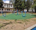 W szpitalu na Rakowskiej działa park rehabilitacyjny