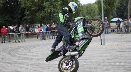 Motofestyn w Moszczenicy [VIDEO]