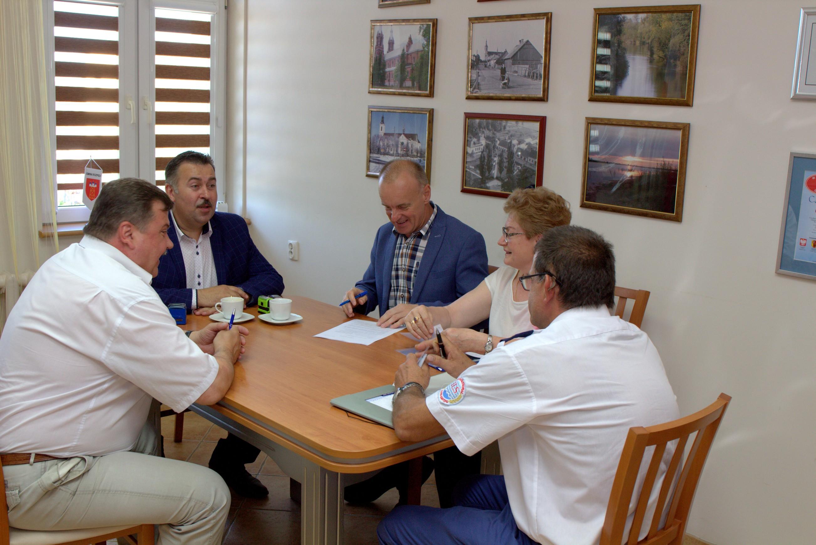 Photo of WOPR Na Zalewie Cieszanowickim