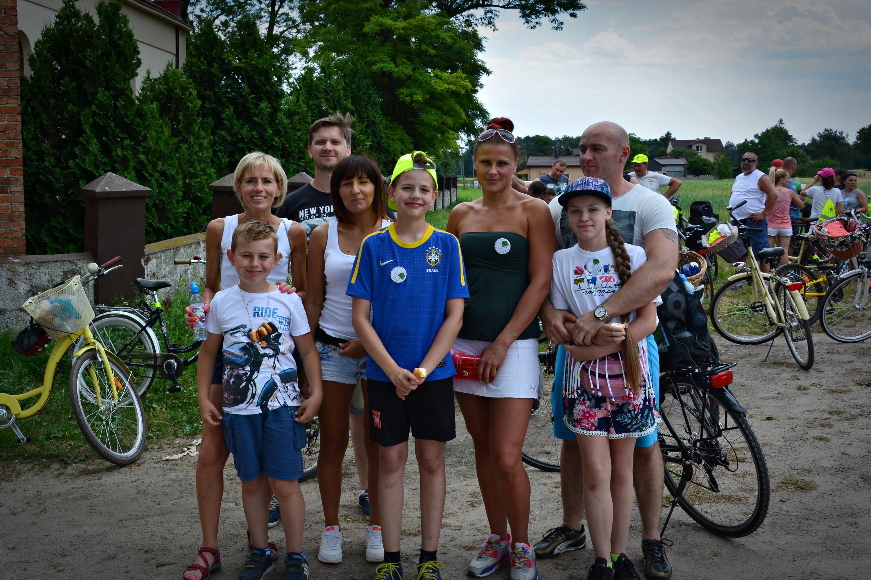 Photo of Rajd rowerowy w gminie Grabica