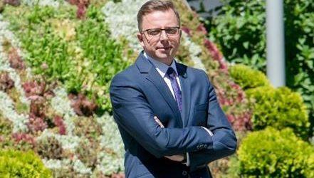Dariusz Joński będzie pracował dla piotrkowskiego starostwa