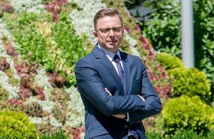 Photo of Dariusz Joński będzie pracował dla piotrkowskiego starostwa