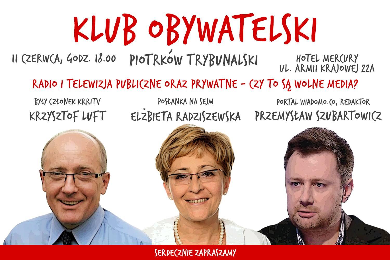 Photo of Spotkanie Klubu Obywatelskiego