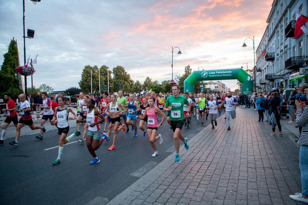 Photo of Półmaraton piotrkowski za nami – ZDJĘCIA, AUDIO
