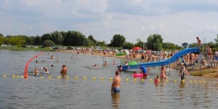 Photo of Sanepid: woda na Słoneczku nadaje się do kąpieli