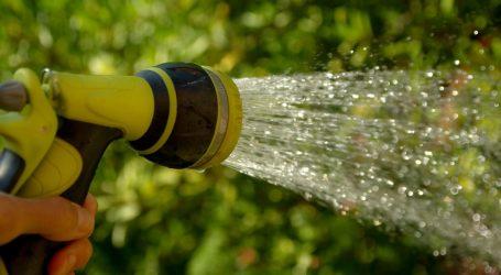 Sulejów, Gorzkowice: Ograniczenia w używaniu wody