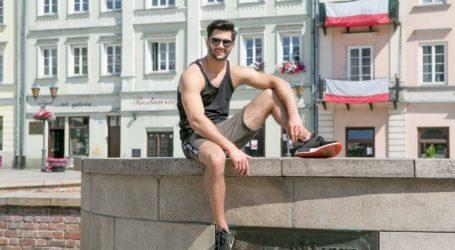 Jakub Tarnawski z Piotrkowa walczy o tytuł Mister Poland 2018 [WYWIAD, FOTOGALERIA]