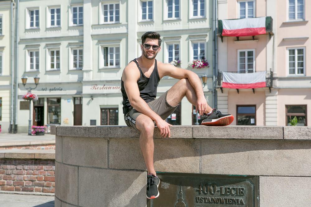 Photo of Jakub Tarnawski z Piotrkowa walczy o tytuł Mister Poland 2018 [WYWIAD, FOTOGALERIA]