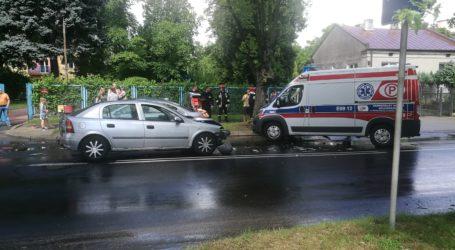 Wypadek na Wojska Polskiego